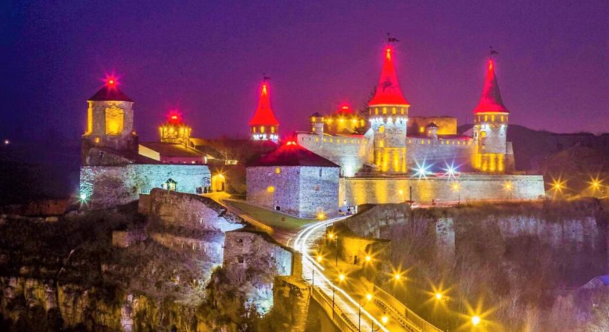 Кам'янець - Подільська фортеця