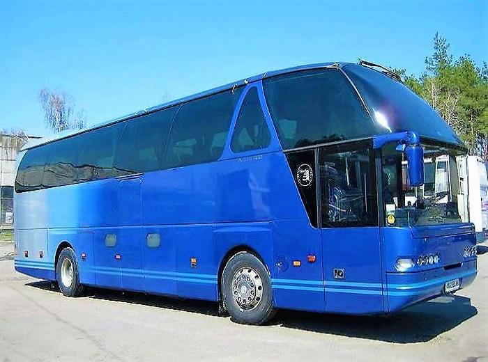 Пасажирські перевезення та екскурсії
