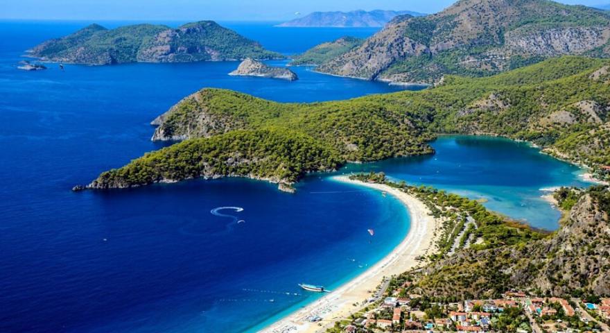 Відпочинок в Туреччині