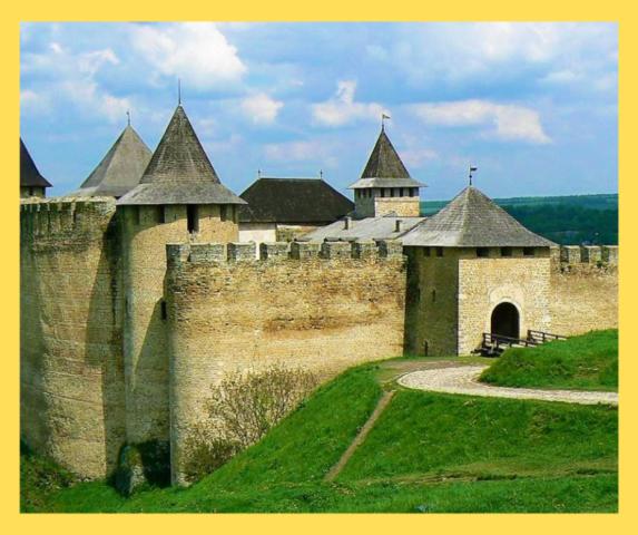 Хотин, Хотинська фортеця театр екскурсії з Рівного