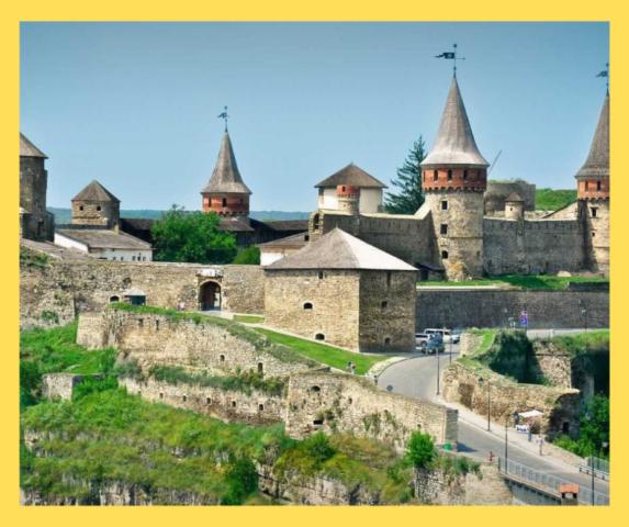 Кам'янець Подільський фортеця екскурсії з Рівного